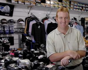 Scott Roworth Golfing Professional